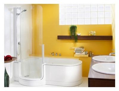 Catgorie baignoire page 3 du guide et comparateur d 39 achat for Baignoire douche avec porte