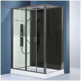 Catgorie baignoire page 1 du guide et comparateur d 39 achat - Cabine de douche rectangulaire 110 x 80 ...