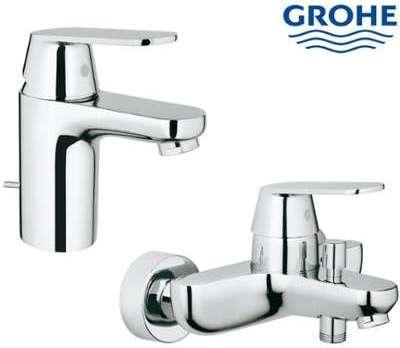 Grohe c 32837000 eurosmart mitigeur douche - Mitigeur lavabo grohe eurosmart ...