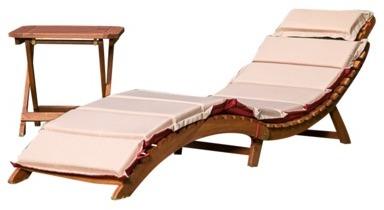 Catgorie bain de soleil page 4 du guide et comparateur d 39 achat for Chaise longue bois avec repose pied