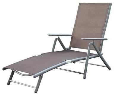 Catgorie bain de soleil page 7 du guide et comparateur d 39 achat for Chaise longue aluminium pliante