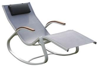 Catgorie bain de soleil page 1 du guide et comparateur d 39 achat for Chaise longue jardin a bascule