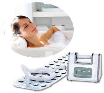 baignoire balneo luna 150 max 150x150 tv tanche sans. Black Bedroom Furniture Sets. Home Design Ideas