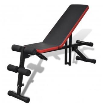 cat gorie bancs de musculation page 2 du guide et comparateur d 39 achat. Black Bedroom Furniture Sets. Home Design Ideas