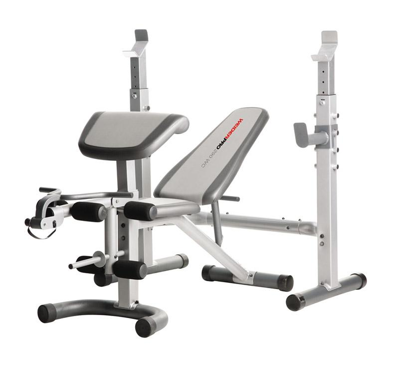 Weider c presse 8700 1 - Banc de musculation guide ...