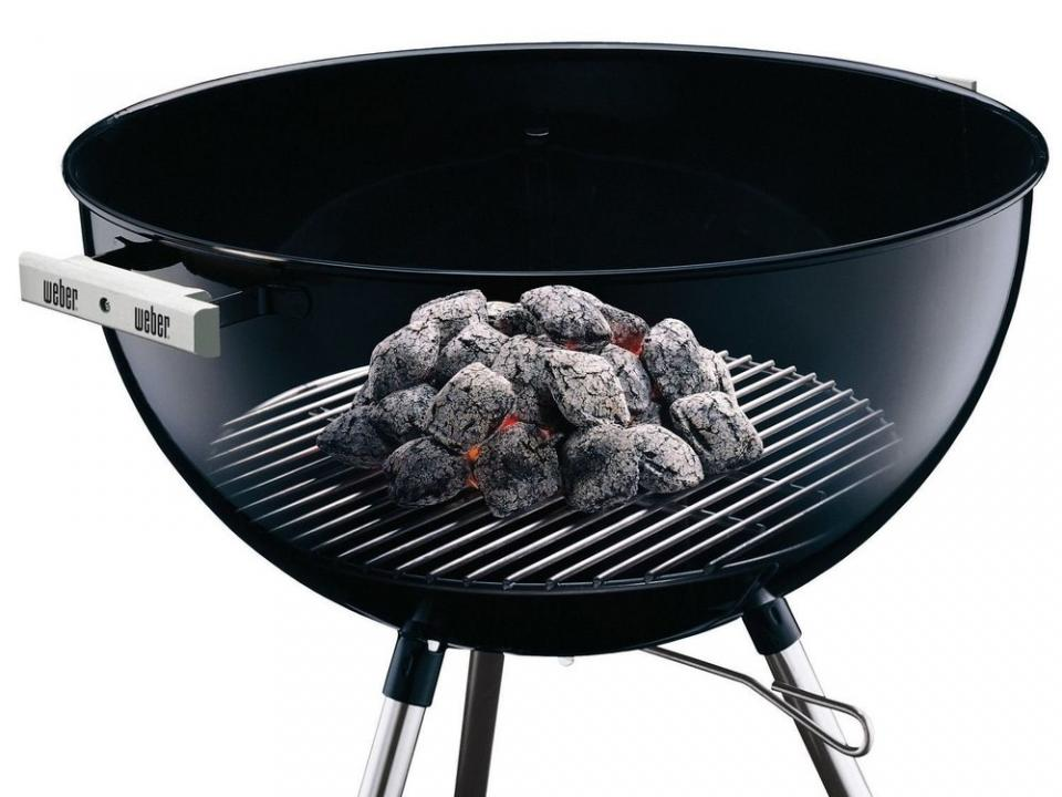 Weber cgrille foy re pour barbecue charbon 47 cm - Grille pour barbecue weber ...