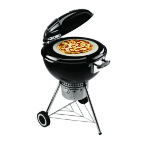 weber cpierre pizza pour barbecue rond 36 5 cm. Black Bedroom Furniture Sets. Home Design Ideas
