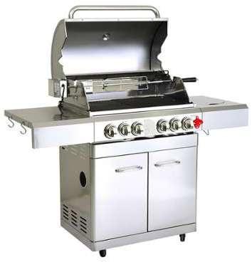 Recherche tourne broche du guide et comparateur d 39 achat - Barbecue infrarouge gaz ...
