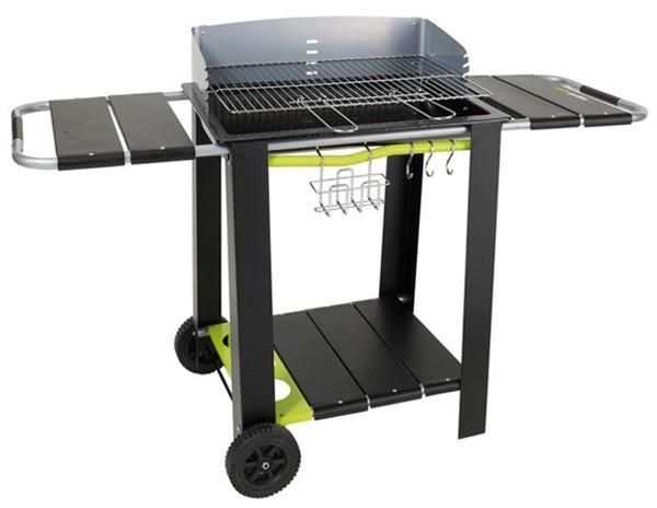 barbecue charbon de bois caldeira cookin garden. Black Bedroom Furniture Sets. Home Design Ideas