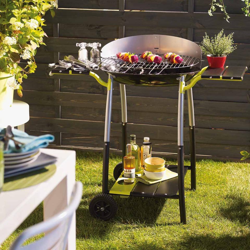 barbecue curvi xl cookin garden. Black Bedroom Furniture Sets. Home Design Ideas