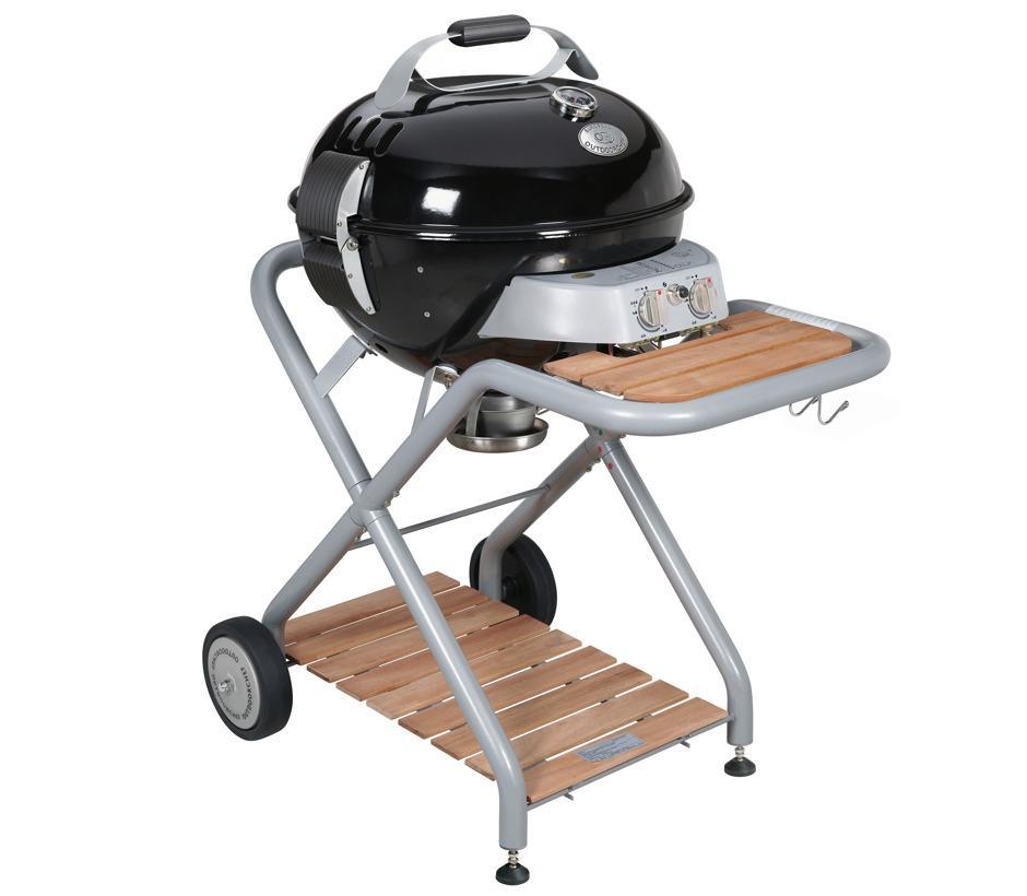 Plaque de gril plancha outdoorchef - Barbecue outdoorchef ...