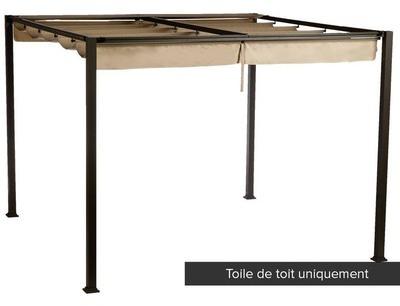 Catgorie barnums pergola et tonnelle page 6 du guide et - Toile de toit pour balancelle de jardin ...