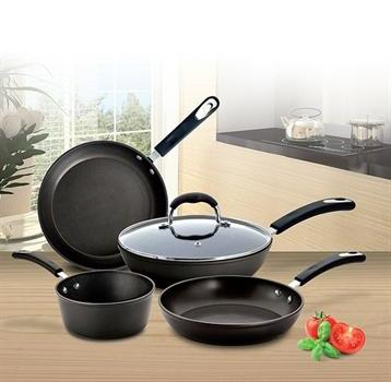 bialetti frypan 28cm induction pierre. Black Bedroom Furniture Sets. Home Design Ideas