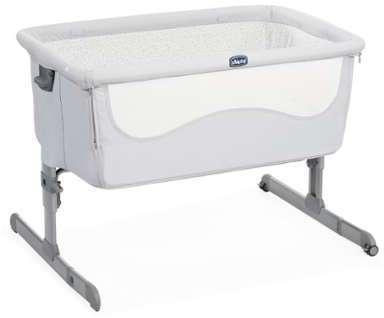 chicco berceau lullago zip light grey. Black Bedroom Furniture Sets. Home Design Ideas