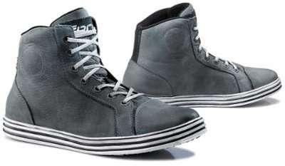 Forma Slam Dry Chaussures moto étanche Noir/Blanc 44 KcTCBw9KA