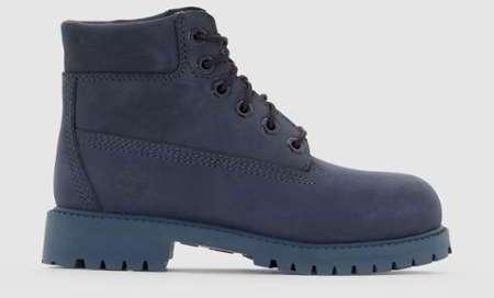 les boots lacets paul