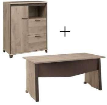 bloomingville c 6 pack rangement bureau marron. Black Bedroom Furniture Sets. Home Design Ideas