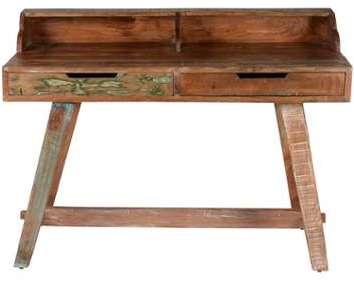 Bureau en bois respectueux de l environnement