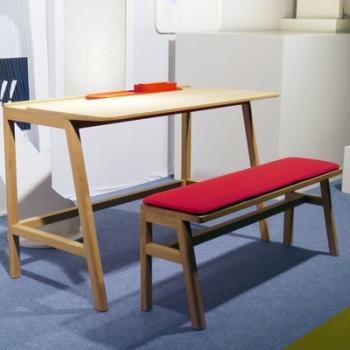 disney bureau et banc avec rangement winnie lourson. Black Bedroom Furniture Sets. Home Design Ideas