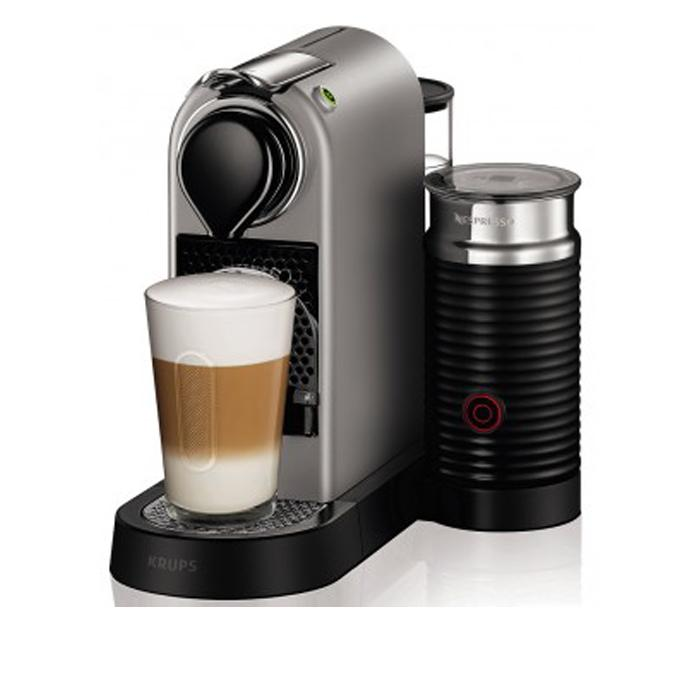 machine caf nespresso citiz milk yy2732fd krups. Black Bedroom Furniture Sets. Home Design Ideas