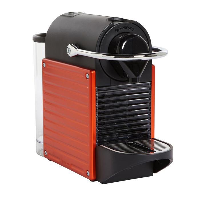 Nespresso krups pixie rouge lectrique yy1202fd - Machine a cafe boulanger ...