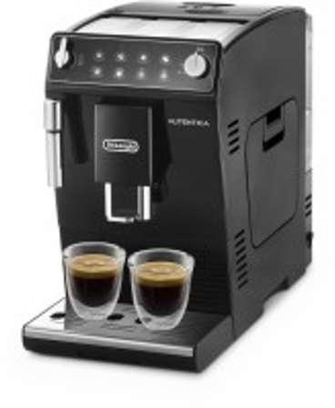 machine caf noire autentica broyeur grains delonghi. Black Bedroom Furniture Sets. Home Design Ideas