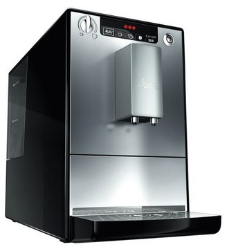 machine caf expresso melitta caffeo solo argent. Black Bedroom Furniture Sets. Home Design Ideas