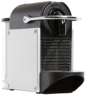 nespresso magimix m110 pixie gris aluminium 11322. Black Bedroom Furniture Sets. Home Design Ideas