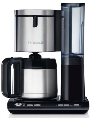 Cafeti re programmable styline 8 tasses avec verseuse - Cafetiere filtre programmable isotherme ...