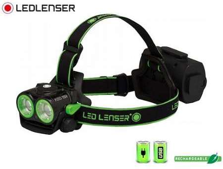H14r Lenser Lampe Rechargeable Frontale Led 54ARjL