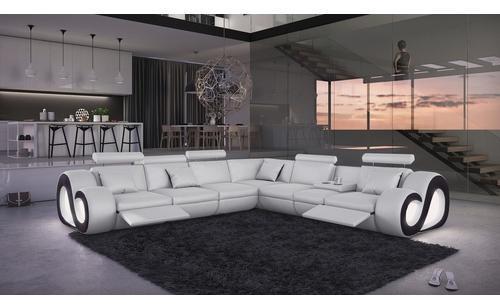 canap dangle xl en tissu romain noir angle droit. Black Bedroom Furniture Sets. Home Design Ideas