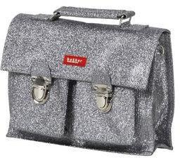 Cartable Bakker Glitter 25 cm Dark Grey gris rtNYFVMExU