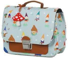Cartable Jeune Premier It bag Mini Gnomes 31 cm bleu lhAwe