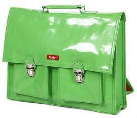 Cartable Bakker Vinyl 37 cm Green vert wnh8erw4jh