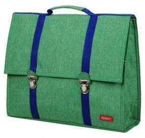 Cartable Bakker Happy 40 cm Green vert olmnSIkMO