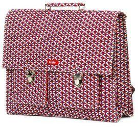 Cartable Bakker Printed 37 cm CP/CE1 Bintang rouge