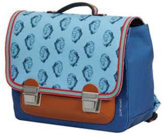 Cartable Jeune Premier It Bag Midi Lions 36 cm bleu RKRTA6IjO