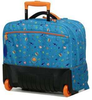 Cartable Delsey Back To School 38 cm CP/CE1 Bleu Surf