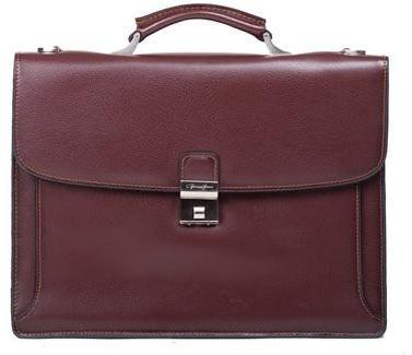 Serviette Burkely Vintage Dean 41 cm Brown marron ccMkoR