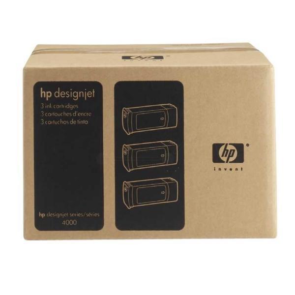 hp 90 cartouche dencre authentique hp jaune c5085a. Black Bedroom Furniture Sets. Home Design Ideas