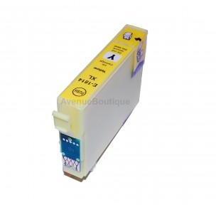 cartouche dencre compatible jaune pour epson expression home xp30 ref oem c13t18144010 priv. Black Bedroom Furniture Sets. Home Design Ideas
