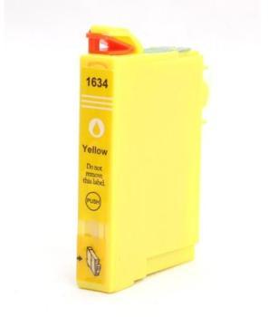 cartouche dencre compatible jaune pour epson workforce wf 2010w ref oem c13t16344010 priv. Black Bedroom Furniture Sets. Home Design Ideas