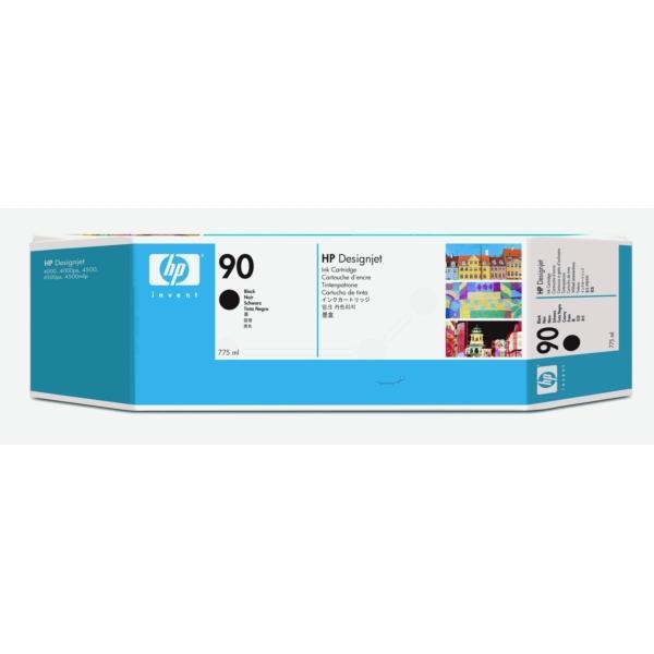 encre hp noir n 90 haute capacit 775ml pour designjet 4000 ps 4500 mfp ps pour imprimante hp. Black Bedroom Furniture Sets. Home Design Ideas