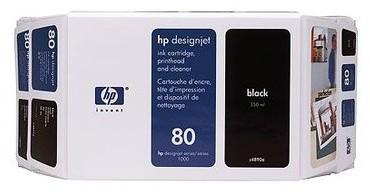 cartouche encre noire 350ml pour imprimantes designjet 1050c et 1055cm. Black Bedroom Furniture Sets. Home Design Ideas