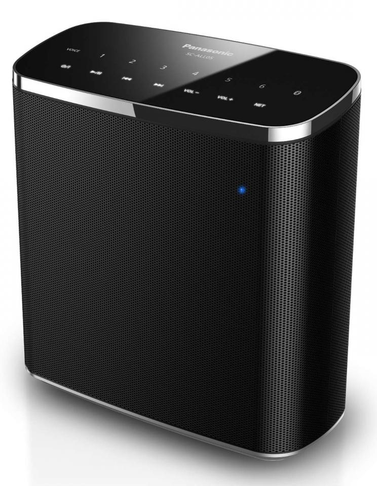 enceintes nomades panasonic sc all05eg k enceinte portable bluetooth 20 w etanche ipx7. Black Bedroom Furniture Sets. Home Design Ideas