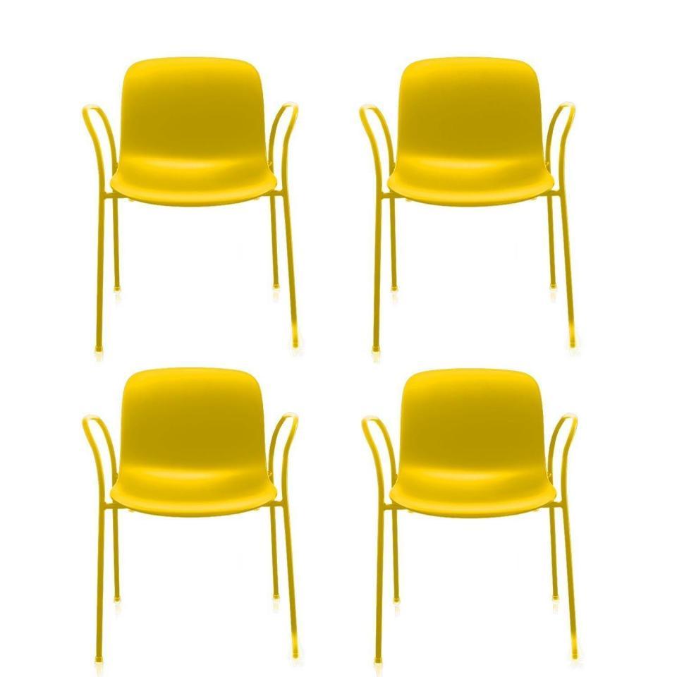 coussin jaune pour chaise de jardin obtenez. Black Bedroom Furniture Sets. Home Design Ideas