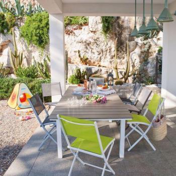 catgorie chaise de jardin page 1 du guide et comparateur d 39 achat. Black Bedroom Furniture Sets. Home Design Ideas