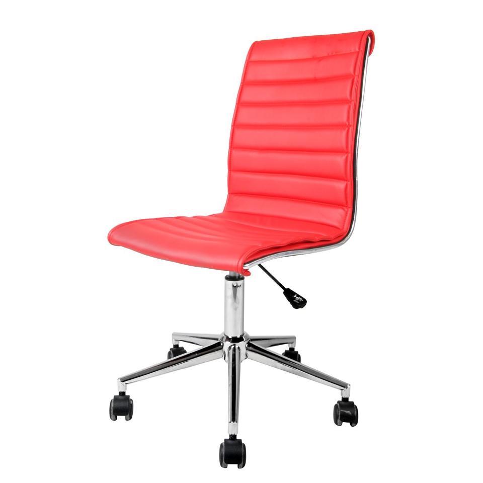 Cat gorie bureau page 17 du guide et comparateur d 39 achat - Chaise de bureau rouge ...