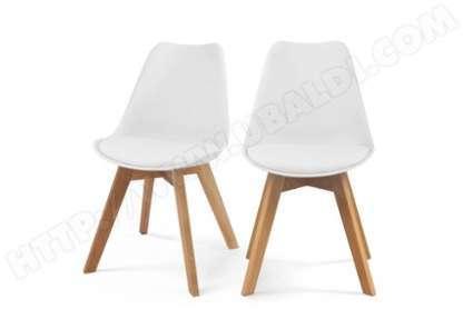Lot De 2 Chaises Design Ormond