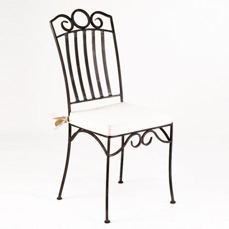 Catgorie chaises de salle manger page 17 du guide et - Chaises en fer forge pour salle a manger ...